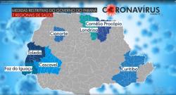 Parana_Coronavirus_Map